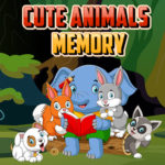 Cute Animals Memory